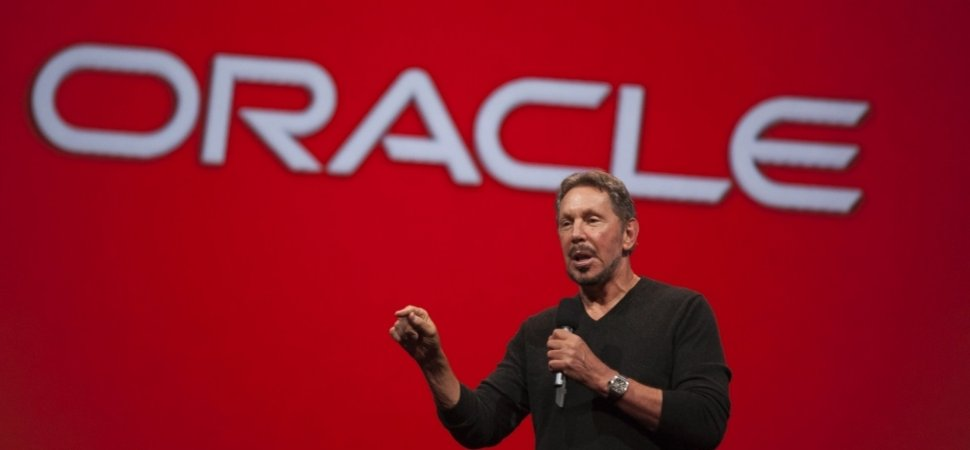 Image result for Larry Ellison oracle
