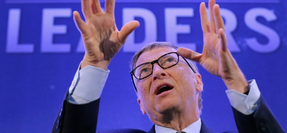 Bill Gates Says These Are His 13 Favorite TED Talks of All