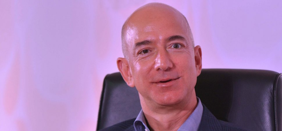 Jeff Bezos Has This Powerful Quote on His Fridge to Inspire Success (Clearly, It's Working)