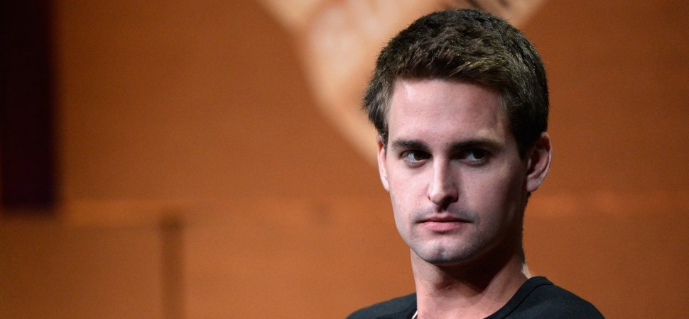 The Life Story of Billionaire Snapchat Founder Evan Spiegel