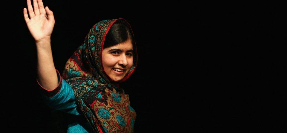 Tim Cook Wants to Help Nobel Peace Prize Winner Malala