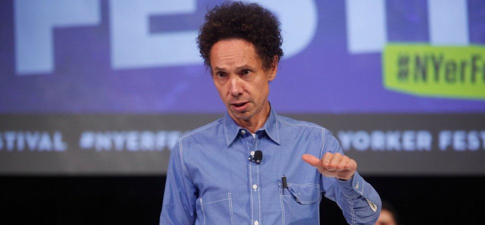 Malcolm Gladwell on the Single Biggest Problem Every Successful Person Faces
