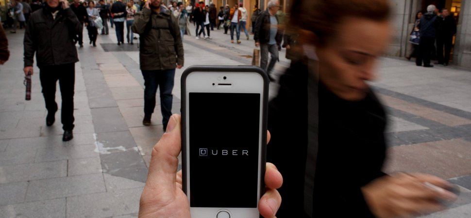 Uber Drivers Are Employees Not Contractors British Court Rules