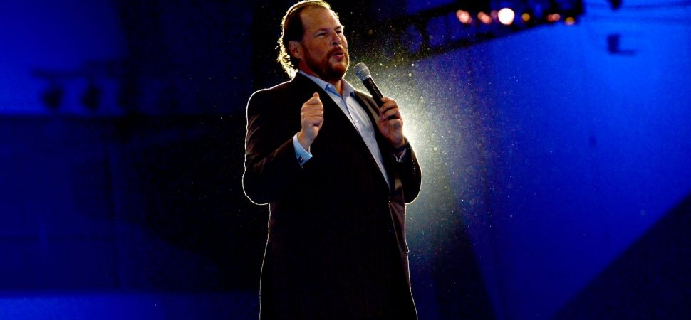 Marc Benioff Hopes Salesforce Staff Return to Office Towers