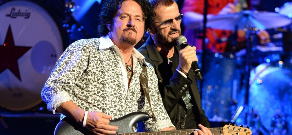 Talent, Creativity, Teamwork: How Toto's Steve Lukather