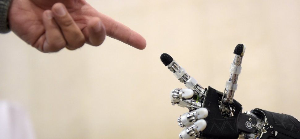 Report Says Robots Will Displace 800 Million Jobs In Next