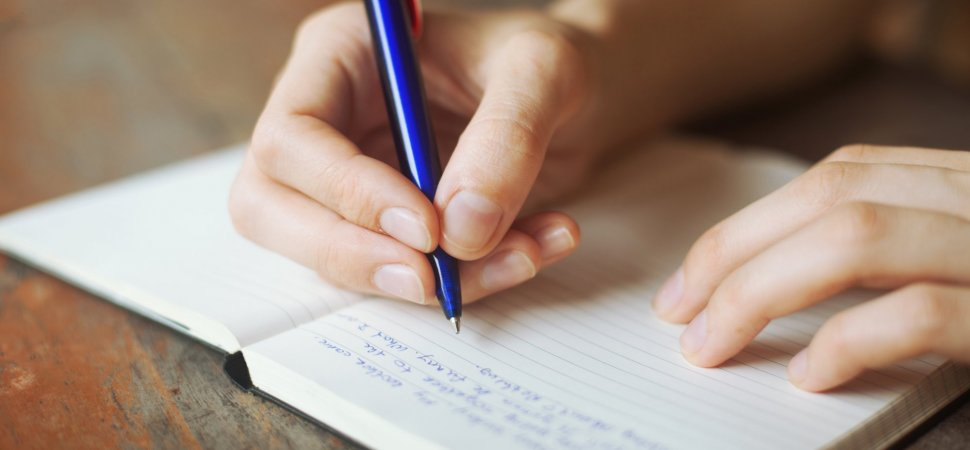 Neuroscience Says This Is How to Take Notes More Effectively