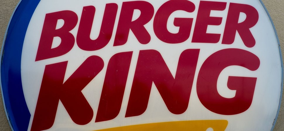 Burger King Just Made a Huge Announcement That'll Frighten Competitors. There's a Little Catch (Or Is There?)