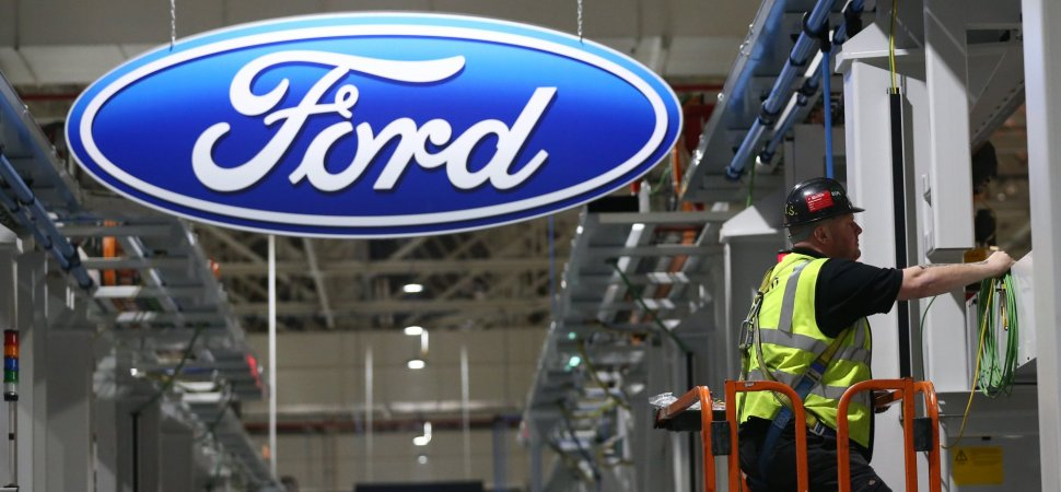 Ford Just Did the 1 Thing a Company Should Absolutely Never Do