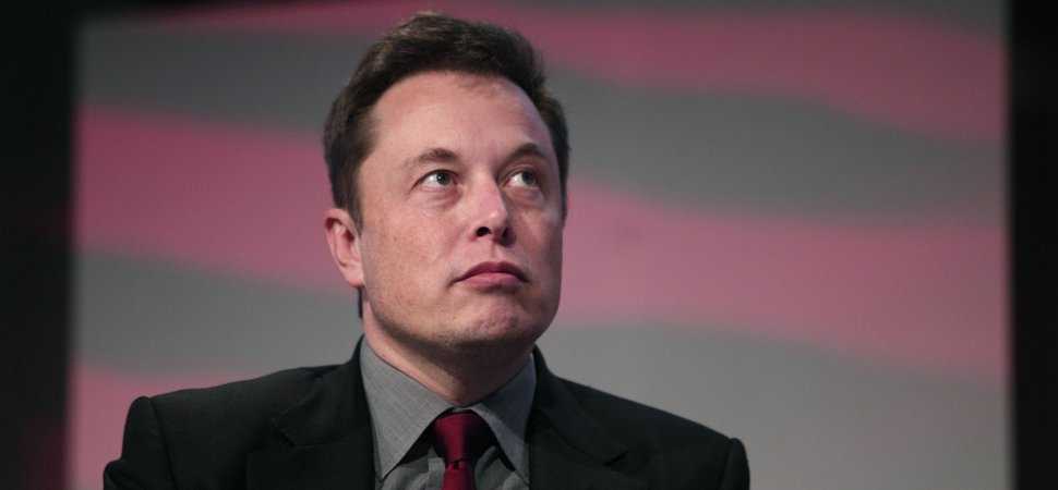 This Email From Elon Musk to Tesla Employees Describes What