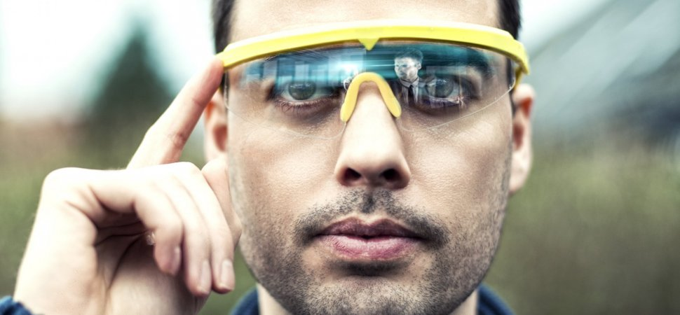 Computer Eyeglass Wearables - cover