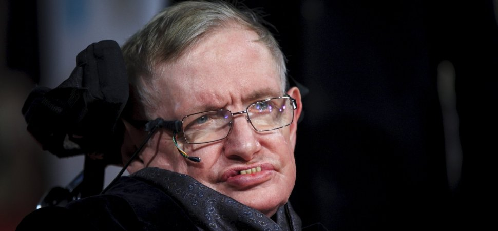 25 Best Motivational Quotes From Stephen Hawking | Inc com
