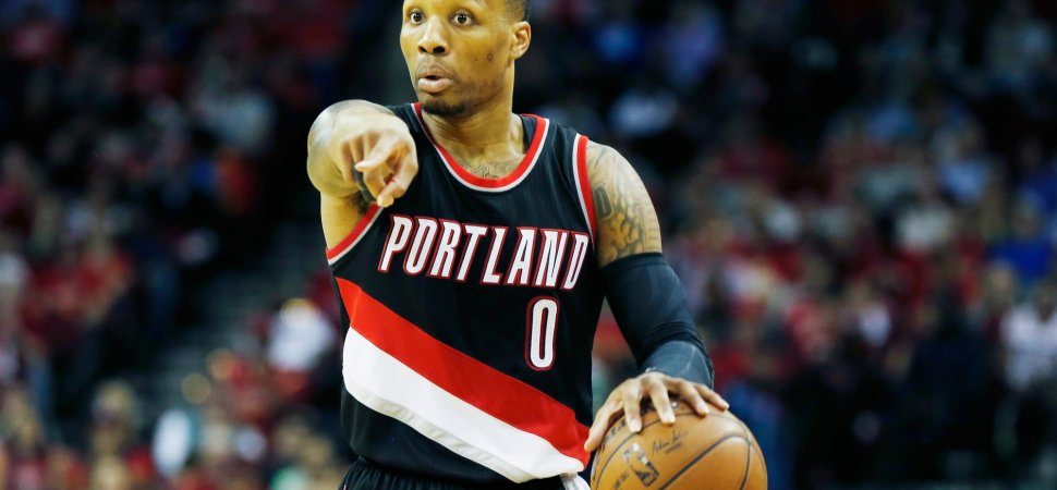 Nba Star Damian Lillard Just Gave A College Player These