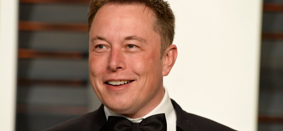 With a Single 10-Word Tweet, Elon Musk Just Made a Stunning Announcement About How He Spends His Time