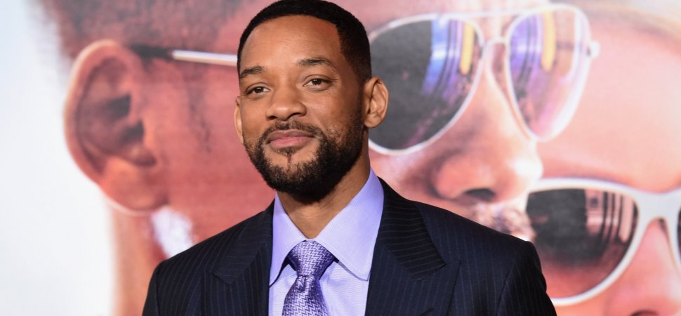 Will Smith Says 1 Thing Separates People Who Achieve Their New Year's Resolutions From Those Who Only Dream