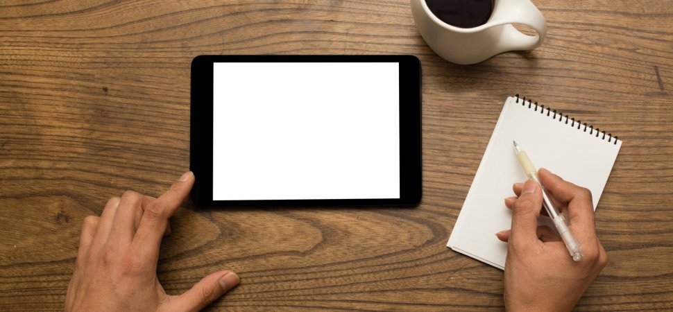 Why Its Time To Take Handwriting Recognition Technology Seriously