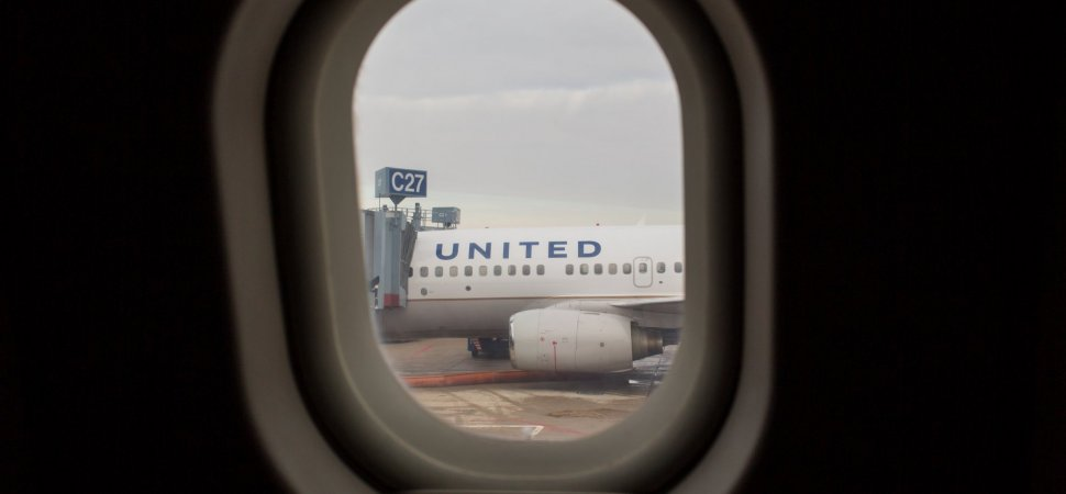These United Airlines Passengers Were Stranded  Then They