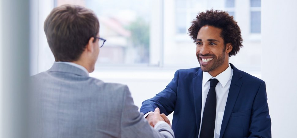 The Best Salespeople Ask These 3 Questions During A Job Interview