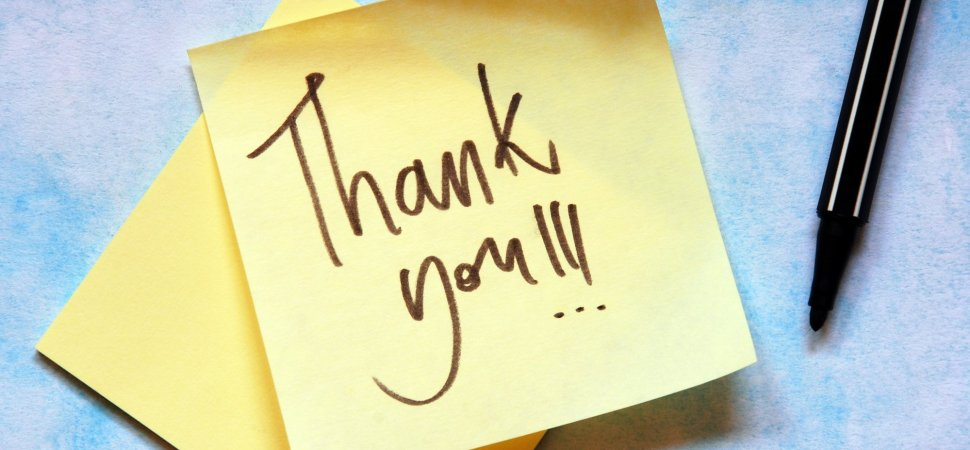4 more powerful ways to say thank you inc com