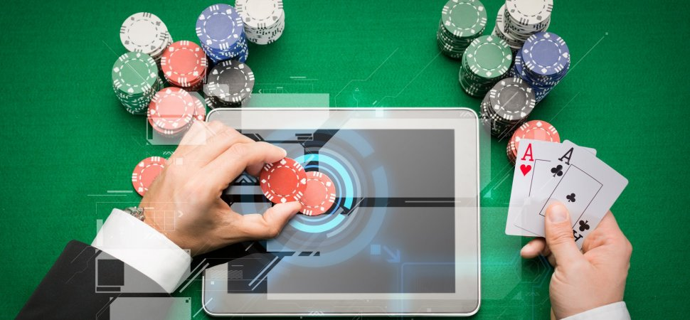 We block access to online gambling