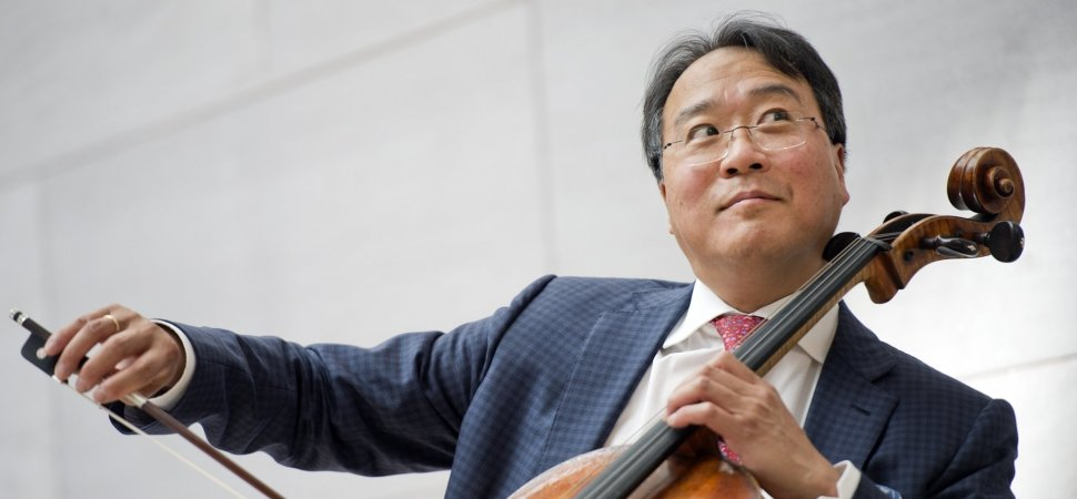 Image result for yo yo ma