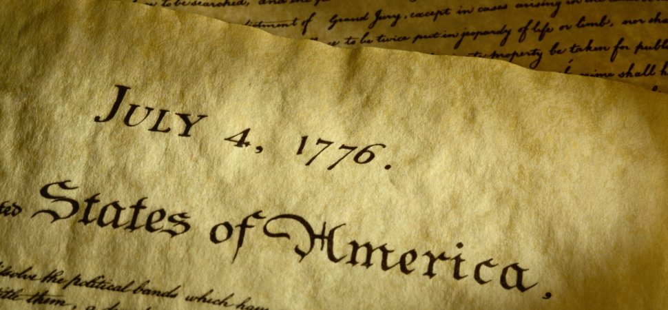 Here's the 1 Stunning Thing Almost All the Founding Fathers Had In Common. (Hint: a Forgotten, 190-Year-Old Book Makes It Very Clear)