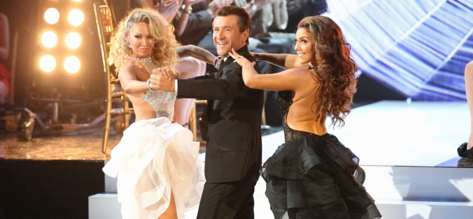 5 Business Lessons Robert Herjavec Learned On 'Dancing