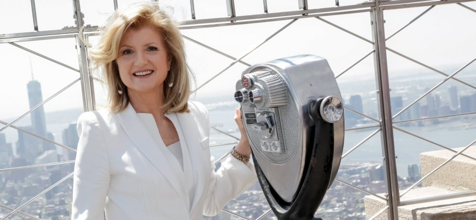 ac13e5f61f6 Arianna Huffington s Past Makes It Hard to Believe She Can  Hold ...