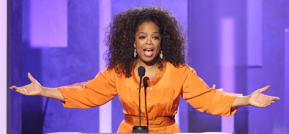 what obstacles did oprah winfrey overcome to achieve success