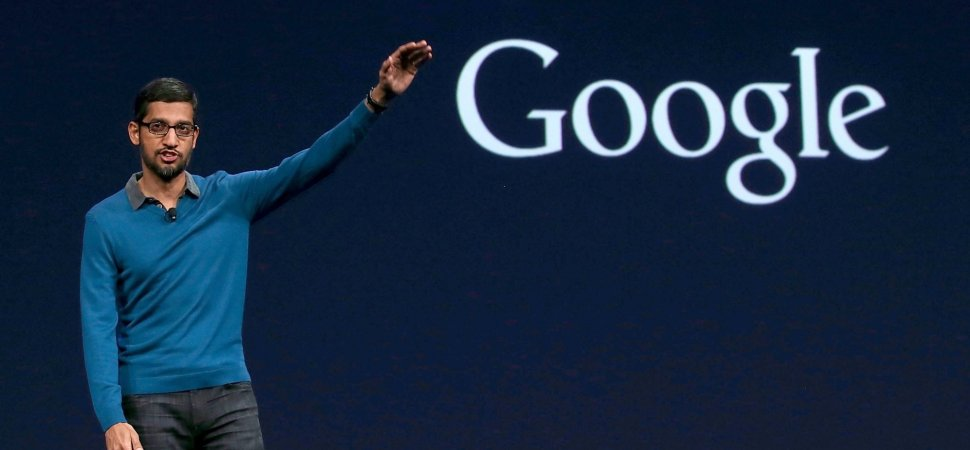 inc.com - Chris Matyszczyk - With 1 Simple Move, Google Showed Yet Again Why It's Not the Company You Thought It Was
