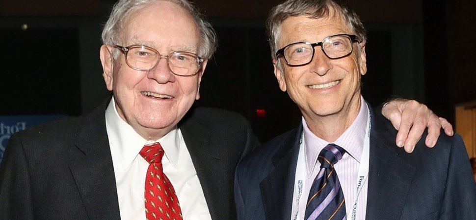 warren buffett and bill gates say this is the number 1