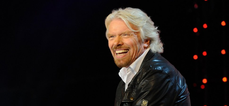 Richard Branson's 5-Step Process for Setting Goals (and Resolutions) You'll Actually Stick To