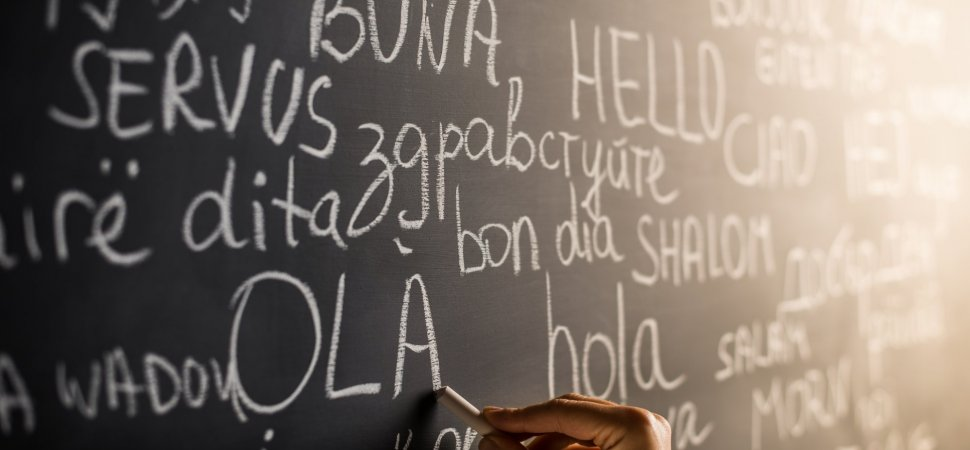 Learning a foreign language faster