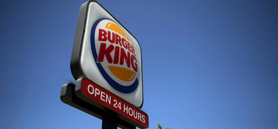 Burger King Just Did Something Amazing Purely To Help