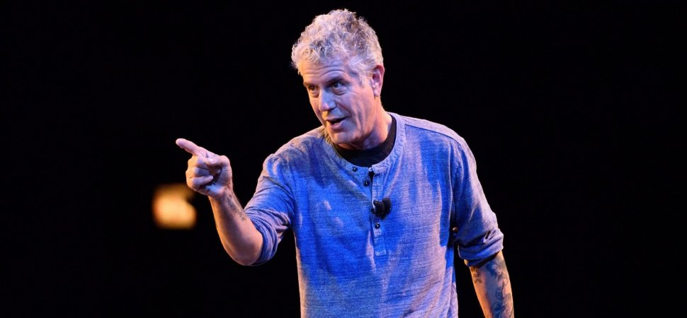 30 Quotes From Anthony Bourdain On Making Your Life A Fulfilling