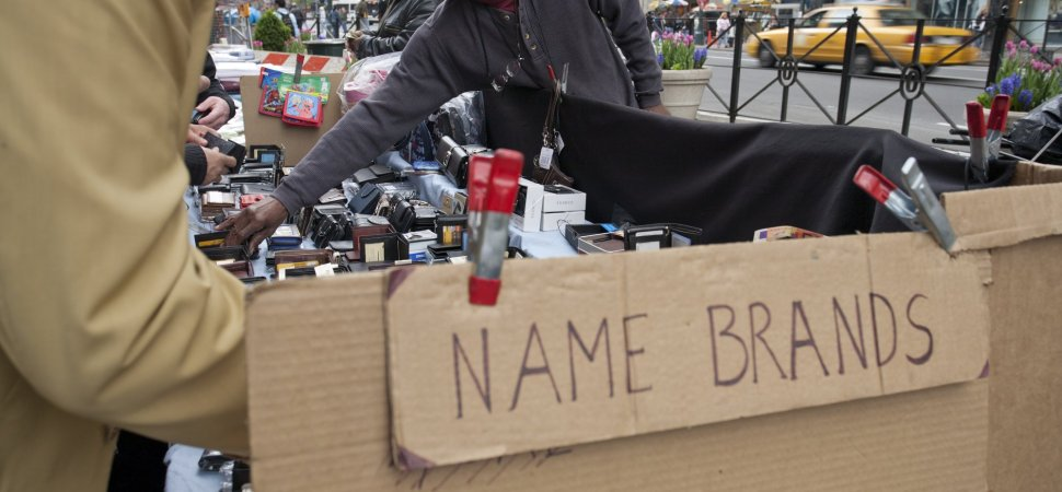 Counterfeit Goods Cost the U S  $600 Billion a Year | Inc com