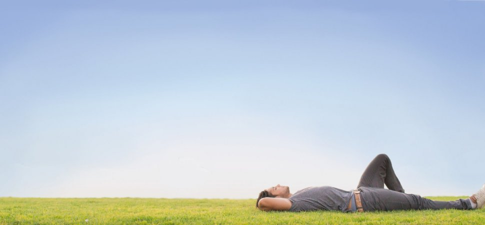 Forgot What It Feels Like to Relax? Try This Science-Based Practice for Dissolving Stress
