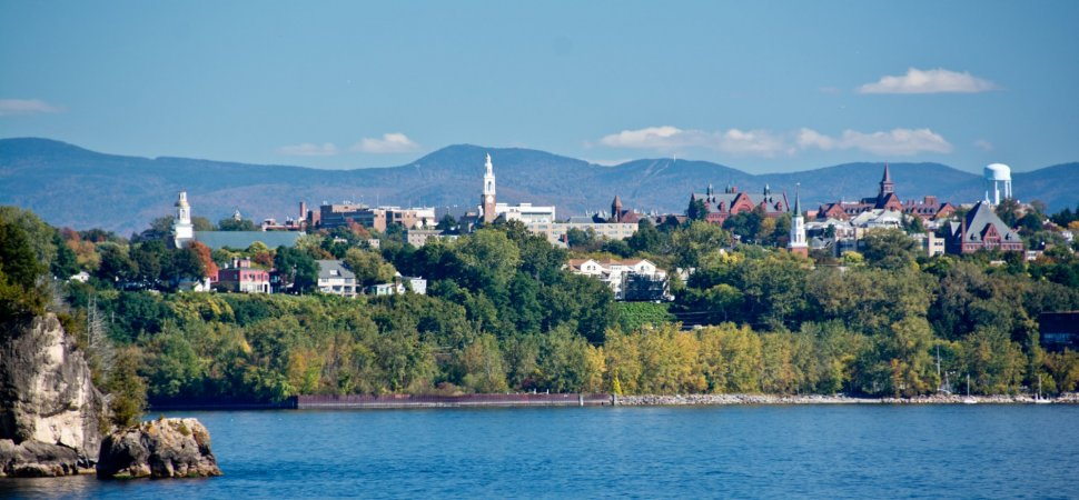 It's Time To Start Considering Vermont As An Entrepreneurial Hub-- Here's Why