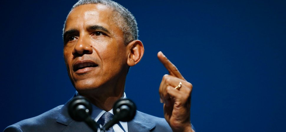 President Obama Just Shared His Simple 3-Part Framework for Making Even the Toughest Decisions