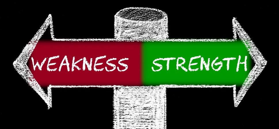 the right answer to  u0026quot what is your biggest weakness  u0026quot