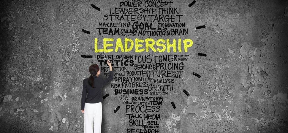 WSD LEADERSHIP  - Magazine cover