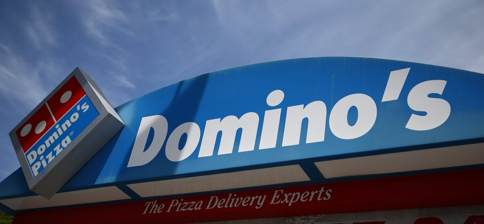 Domino's Suspended a Delivery Driver After a Complaint From