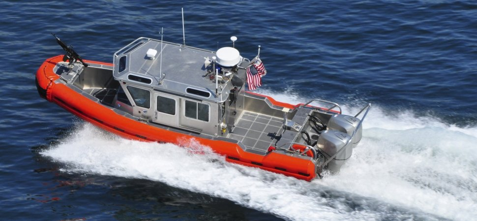My Son Went Through Coast Guard Training During the Government Shutdown--and Learned 3 Invaluable Business Lessons | Inc.com
