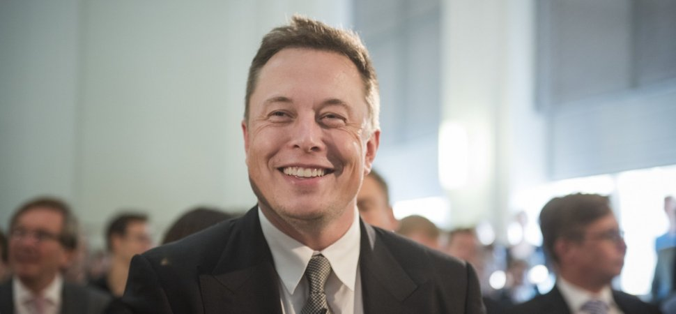 Elon Musk's No. 1 Rule for Staying Insanely Successful
