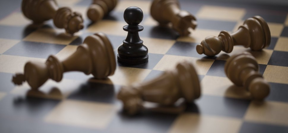 3 Reasons Why Competitive Advantage Is Dead Inc