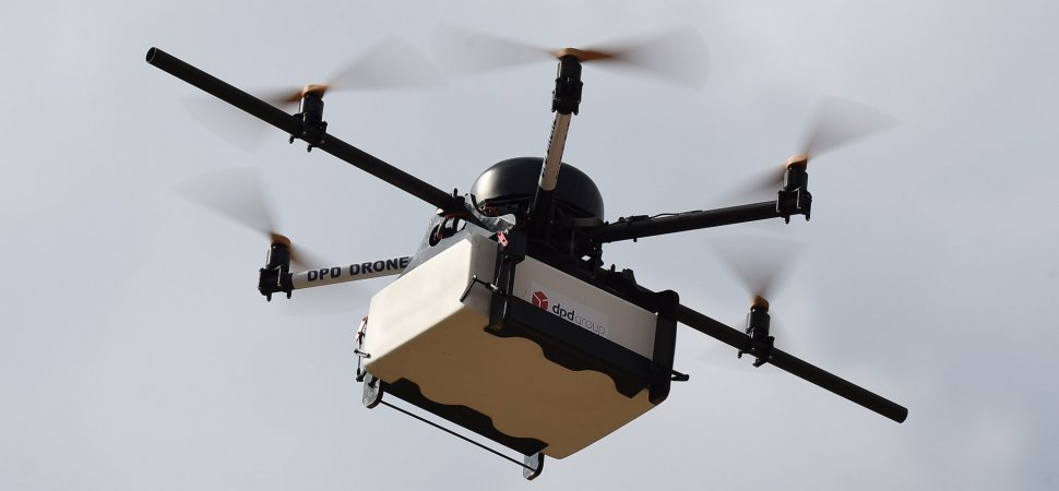 Why Drones Actually Can't Deliver Packages to Homes | Inc com