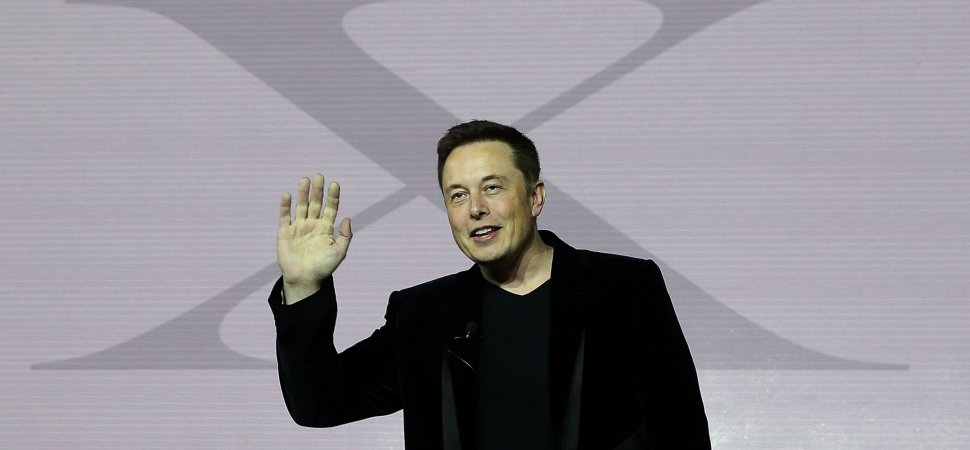 Elon Musk Says He Isn't Sleeping and Hasn't Taken Off More Than a Week Since 2001. But He Just Can't Stop
