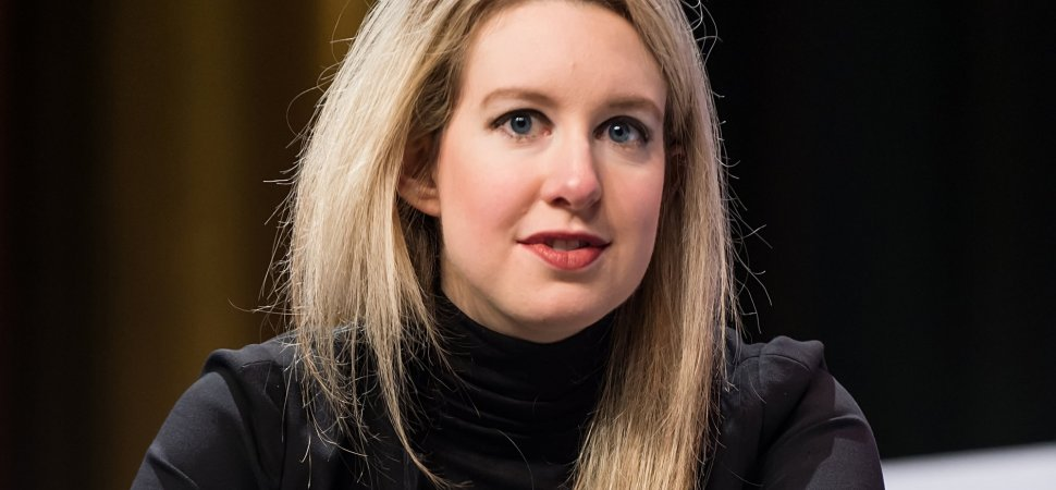6 Warning Signs That Elizabeth Holmes Is Trouble, From a
