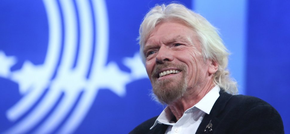 Richard Branson Is the Latest Entrepreneur to Show Support for Universal Basic Income