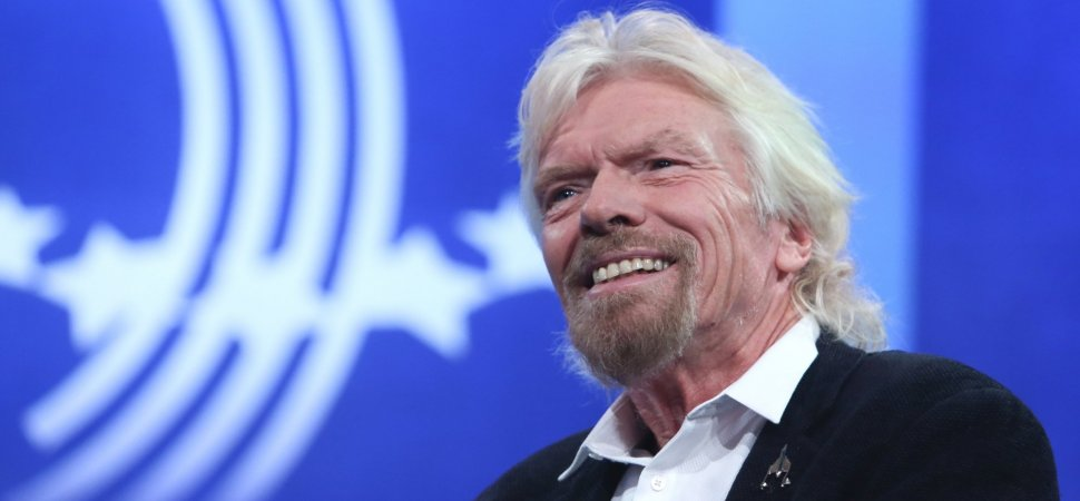 Richard Branson, Mark Cuban, and Oprah Winfrey All Use This Super Simple Productivity Hack